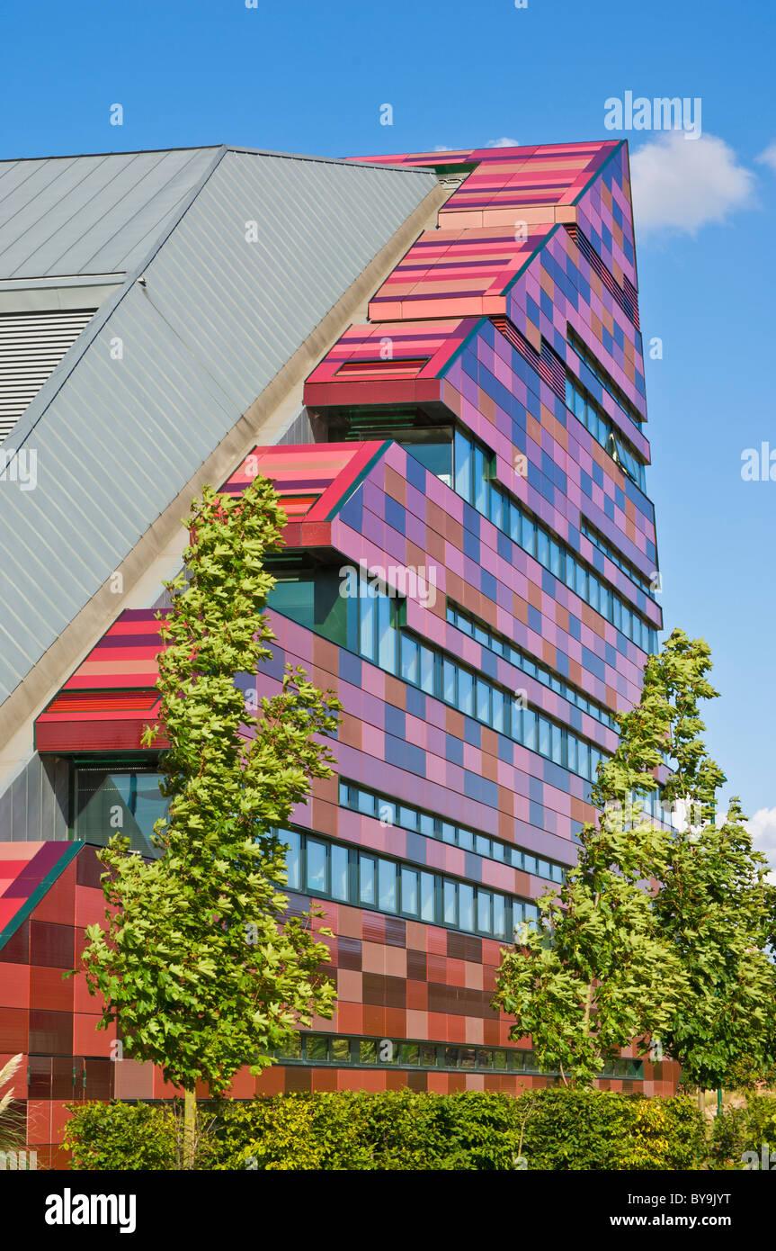 Modern Architecture Europe modern architecture jubilee campus nottingham university