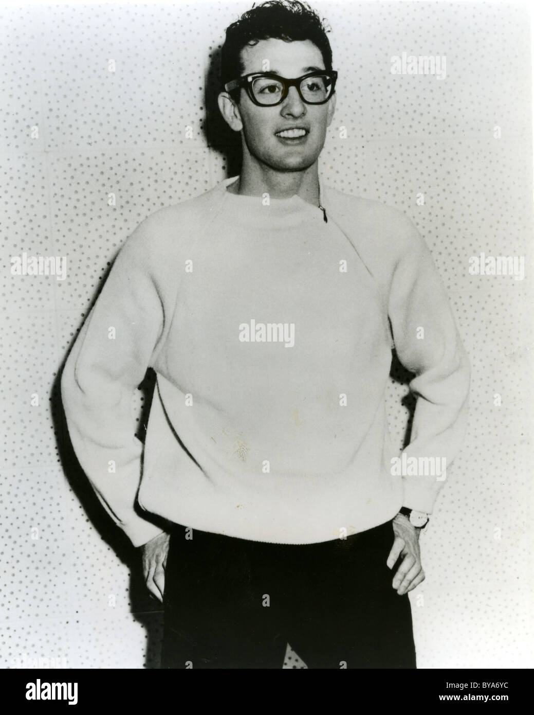 Buddy holly death photo White Spots on Lips, Fordyce, Small, Inside of, Sides