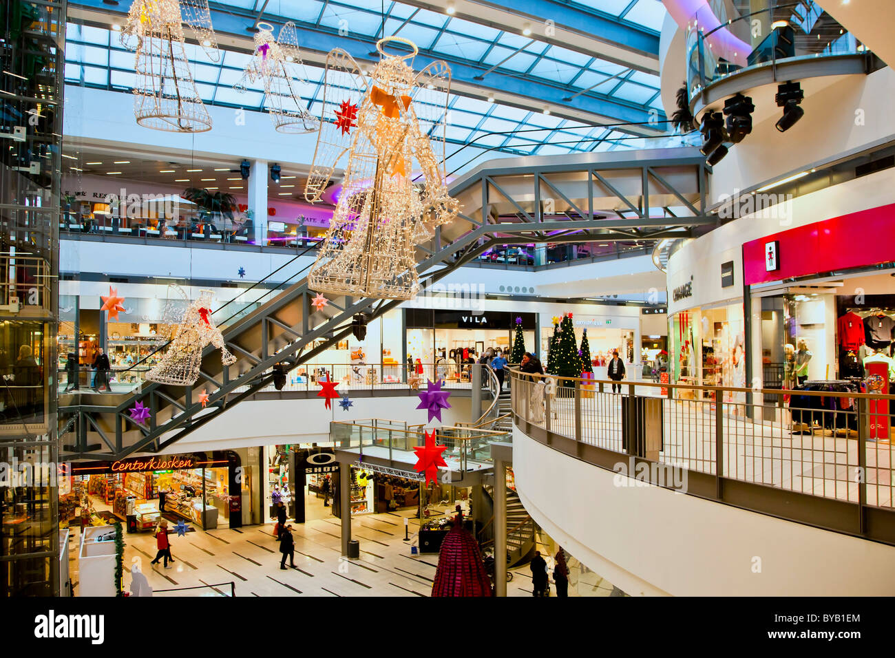 Decorations for shopping centres 28 images shopping for Danish terrace