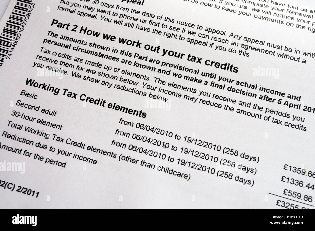 how to pay back tax credits