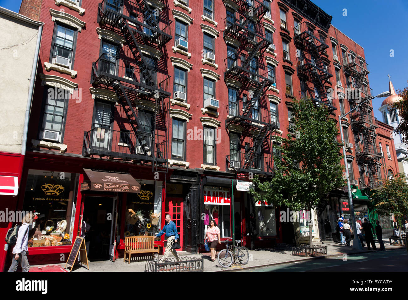 Christopher street in greenwich village new york city for The village nyc