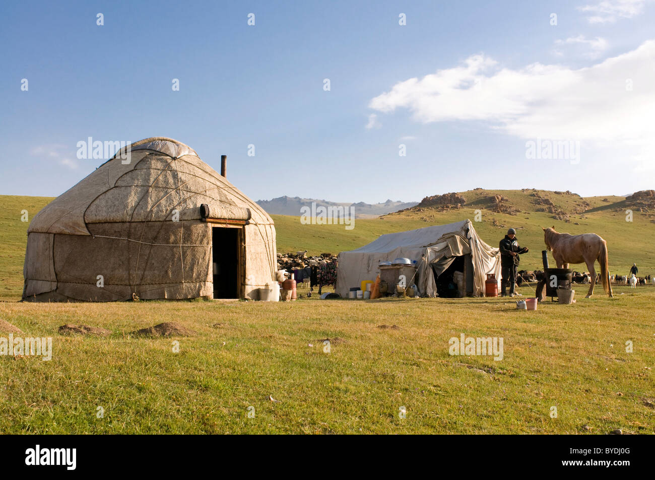 Central Asian Nomads 48