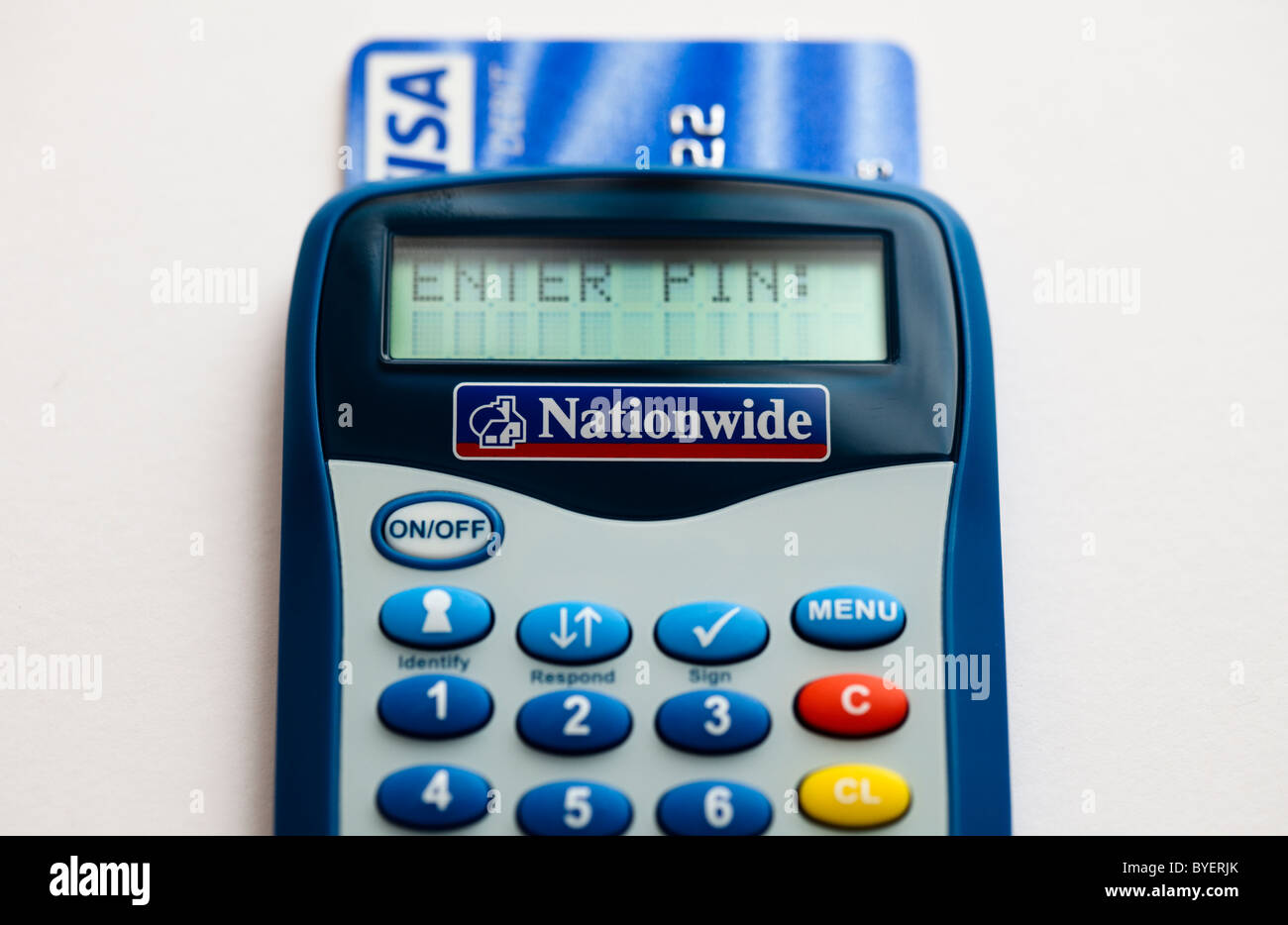 Nationwide Building Society Security