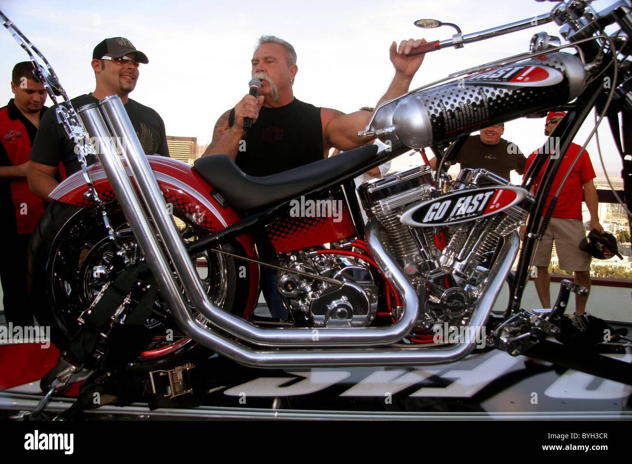 Paul Teutul Jr Paul Teutul Sr Orange County Choppers And Go Fast