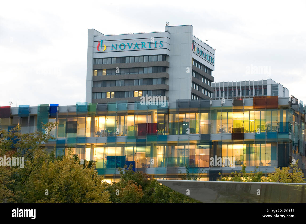 Image Gallery Novartis Basel