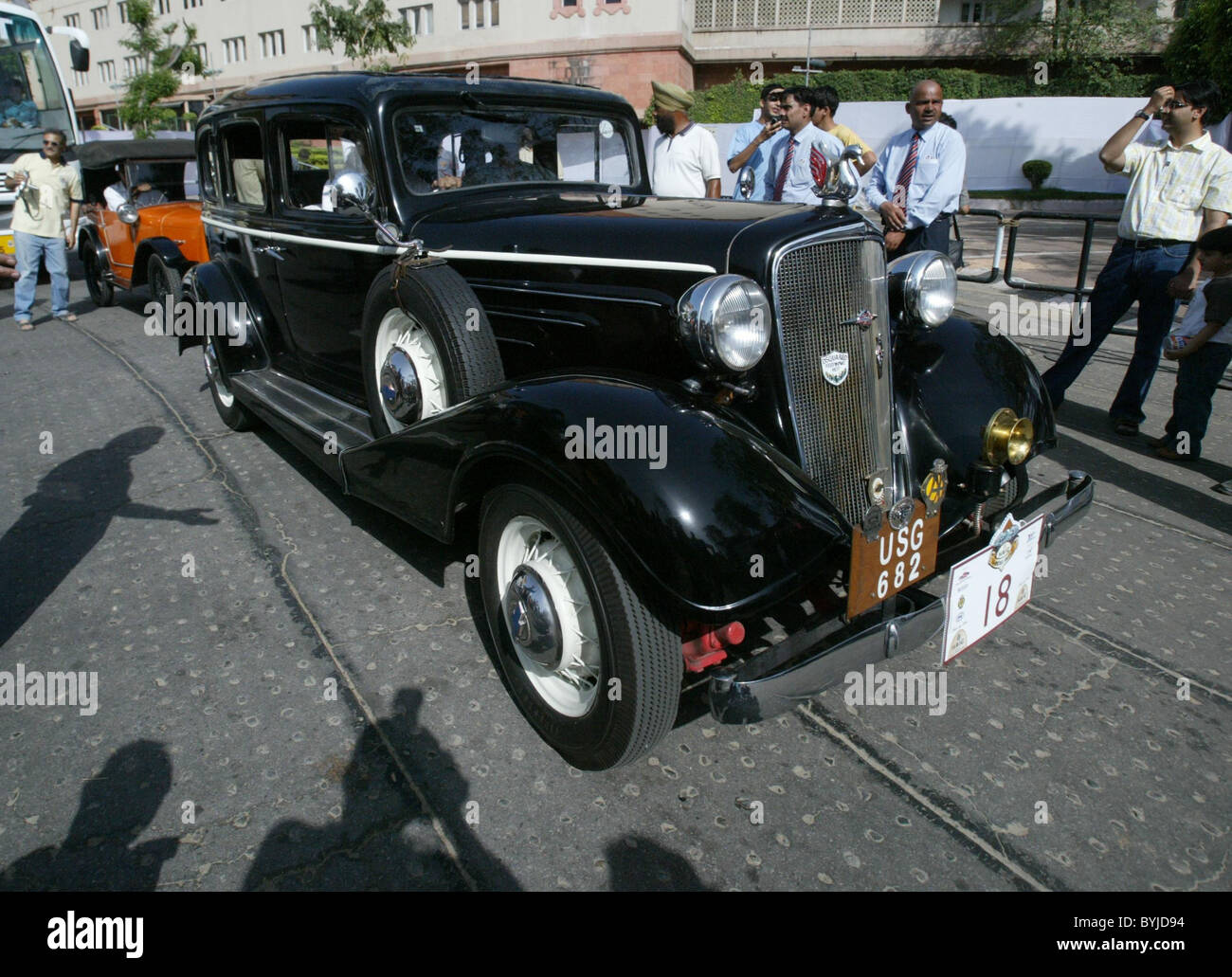 Vintage Car Haig vintage rally in association with Heritage ...