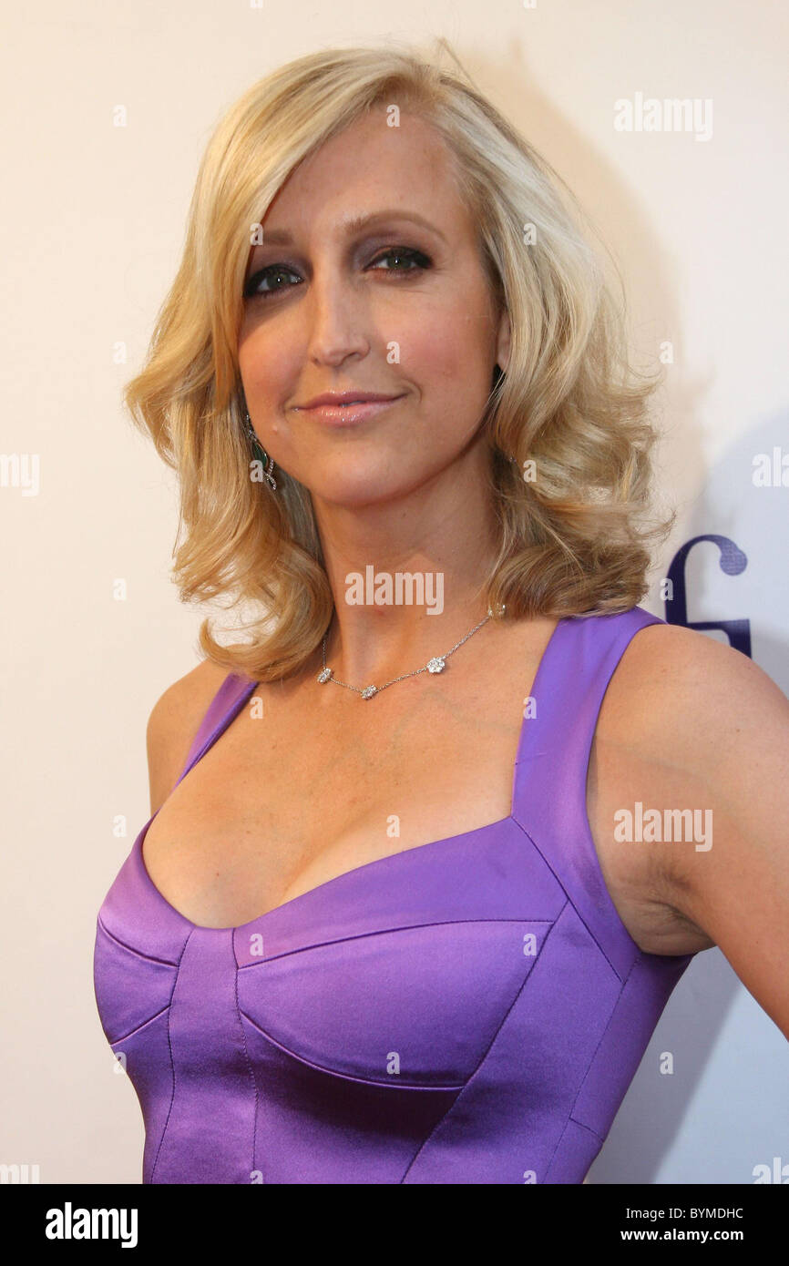 lara spencer 35th annual fifi awards held at the winter garden at