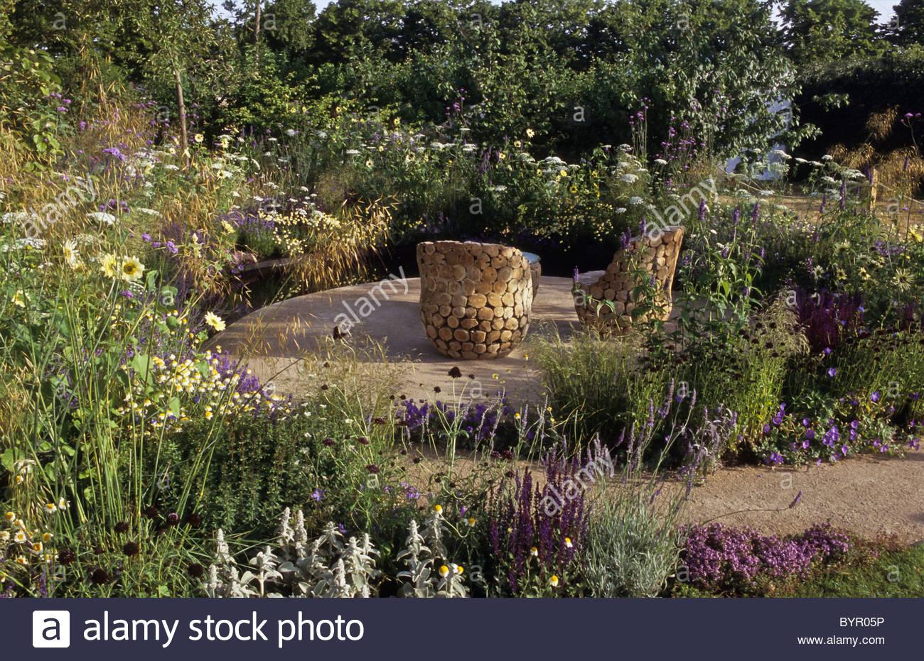 Bumble Bee Garden