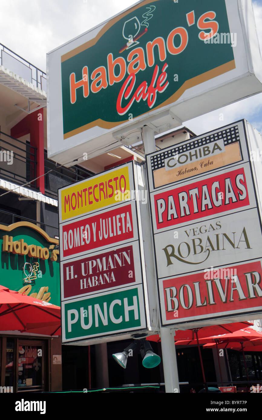 Address Habanos Cafe Panama City