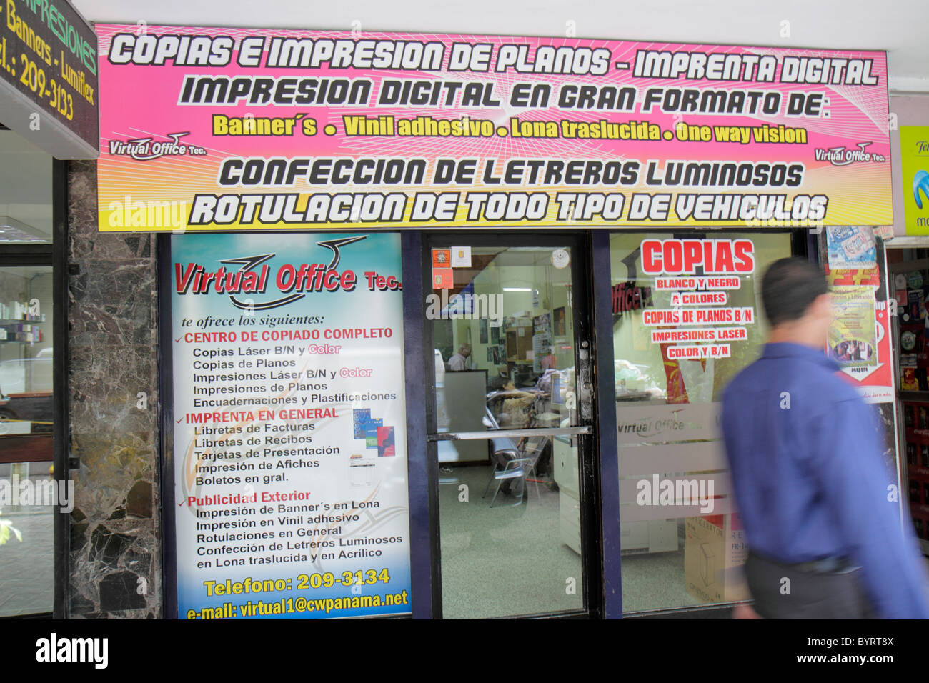 city bella vista business storefront full service city bella vista business storefront full service print shop copying digital printing banners flyers sign spanish
