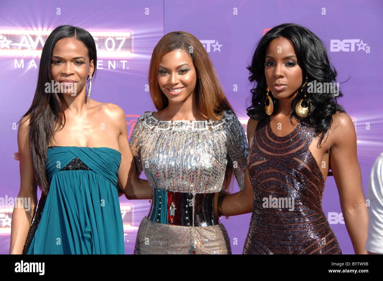 Kelly Rowland Destinys Child Michelle Williams , Ke...