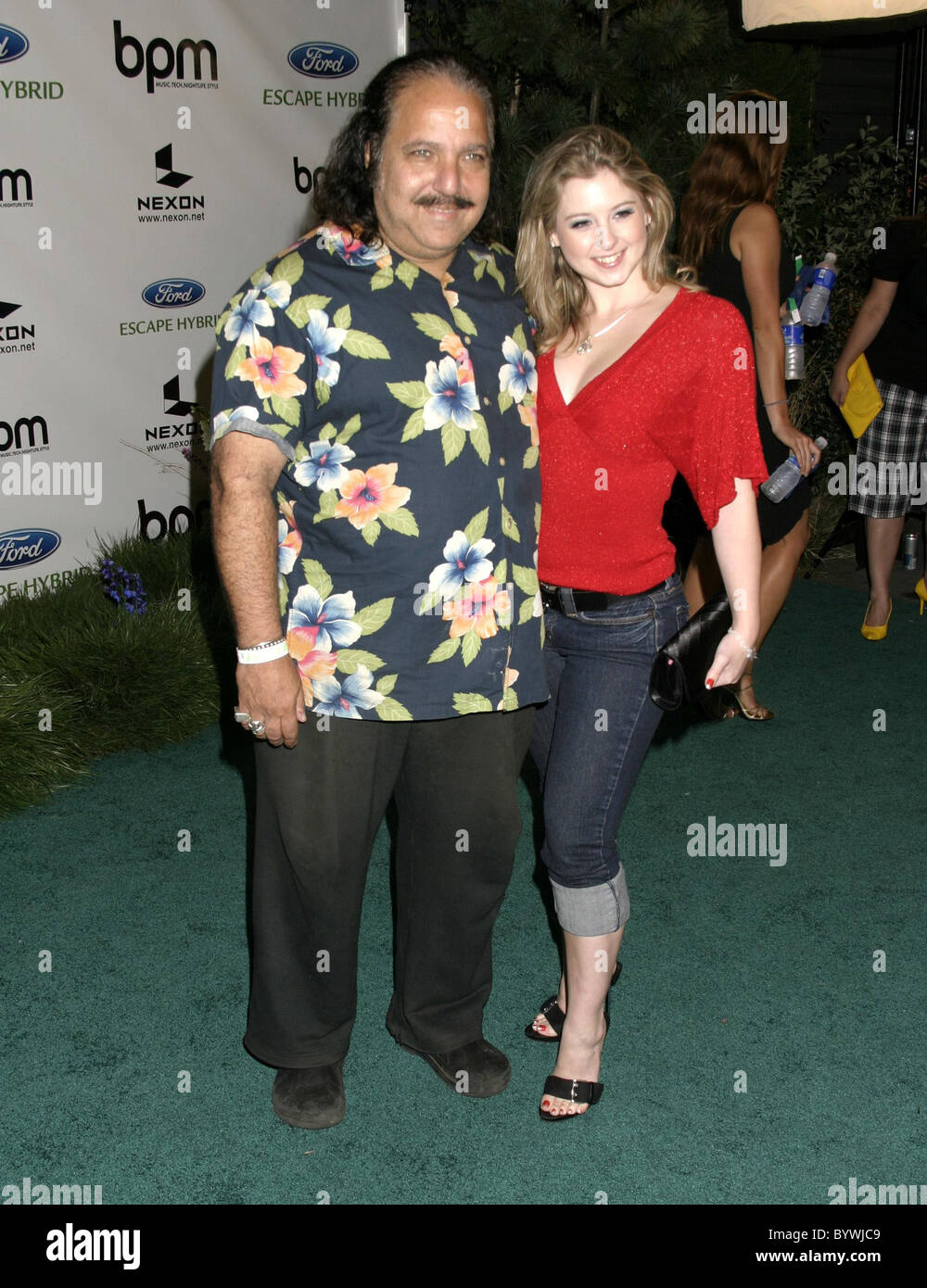Ron Jeremy and Sunny Lane BPM Magazine celebrate their ...