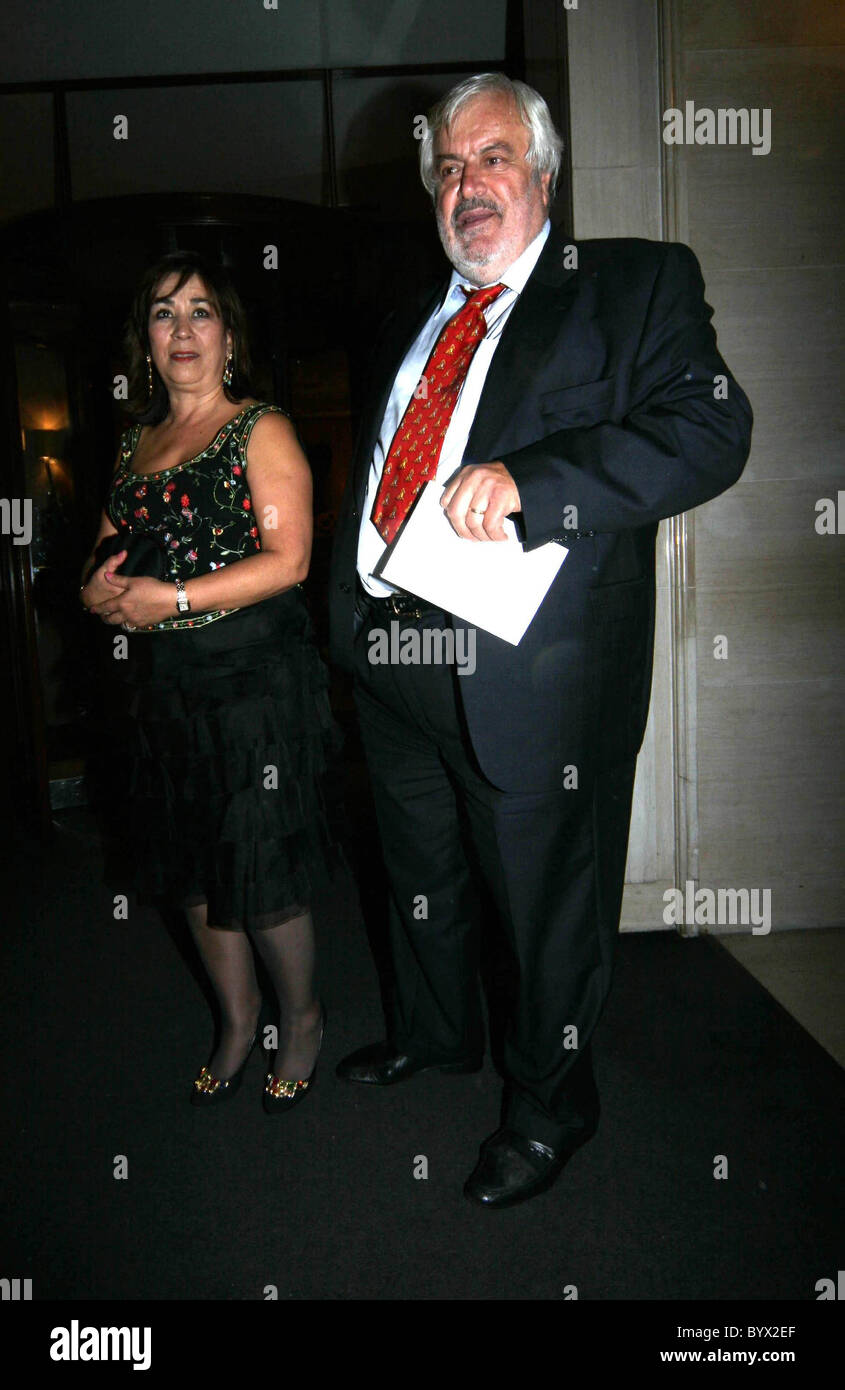 George Michael S Father Kyriacos Panayiotou And Wife