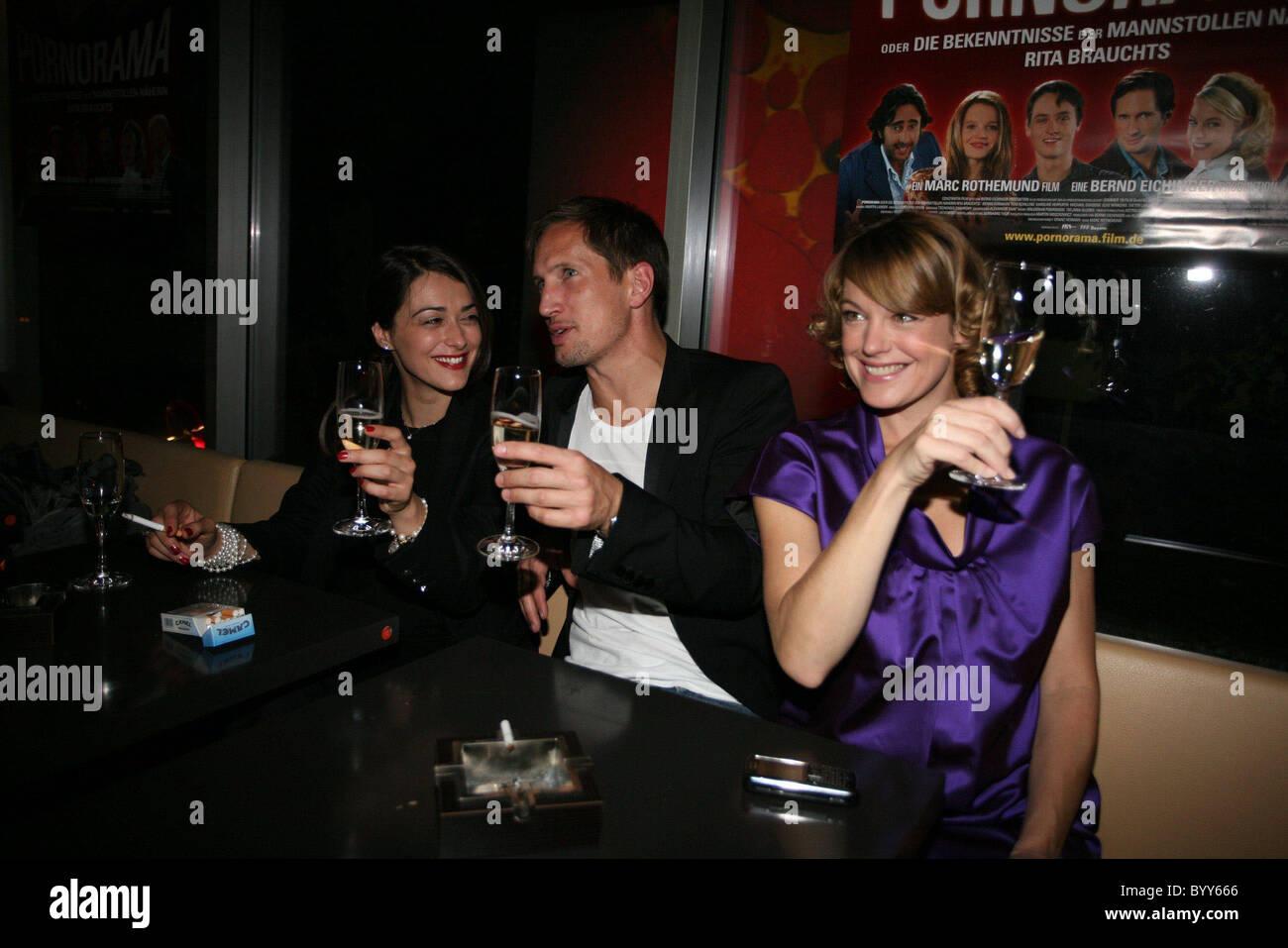 Valentina lodovini benno fuermann elke winkens pornorama stock photo royalty free image - Mobel maxx munchen ...