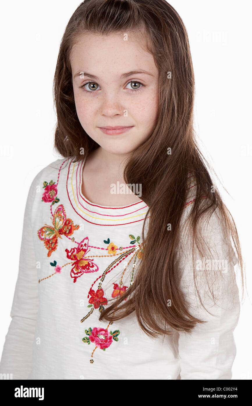 Pretty White 10 Year Old Girls Images