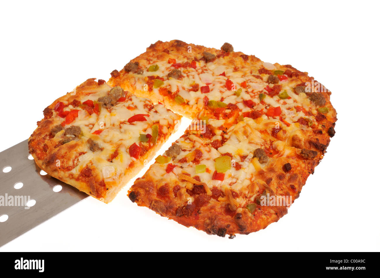 Square Pizza Slice Related Keywords & Suggestions - Square Pizza Slice ...