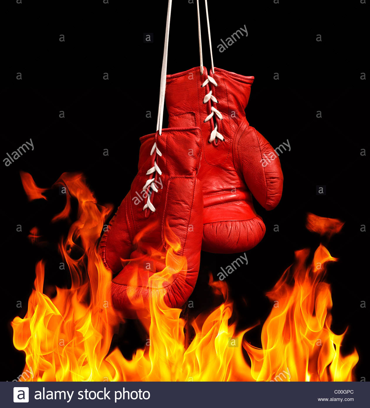 fire fighter training stock photos fire fighter training stock boxing gloves and fire stock image