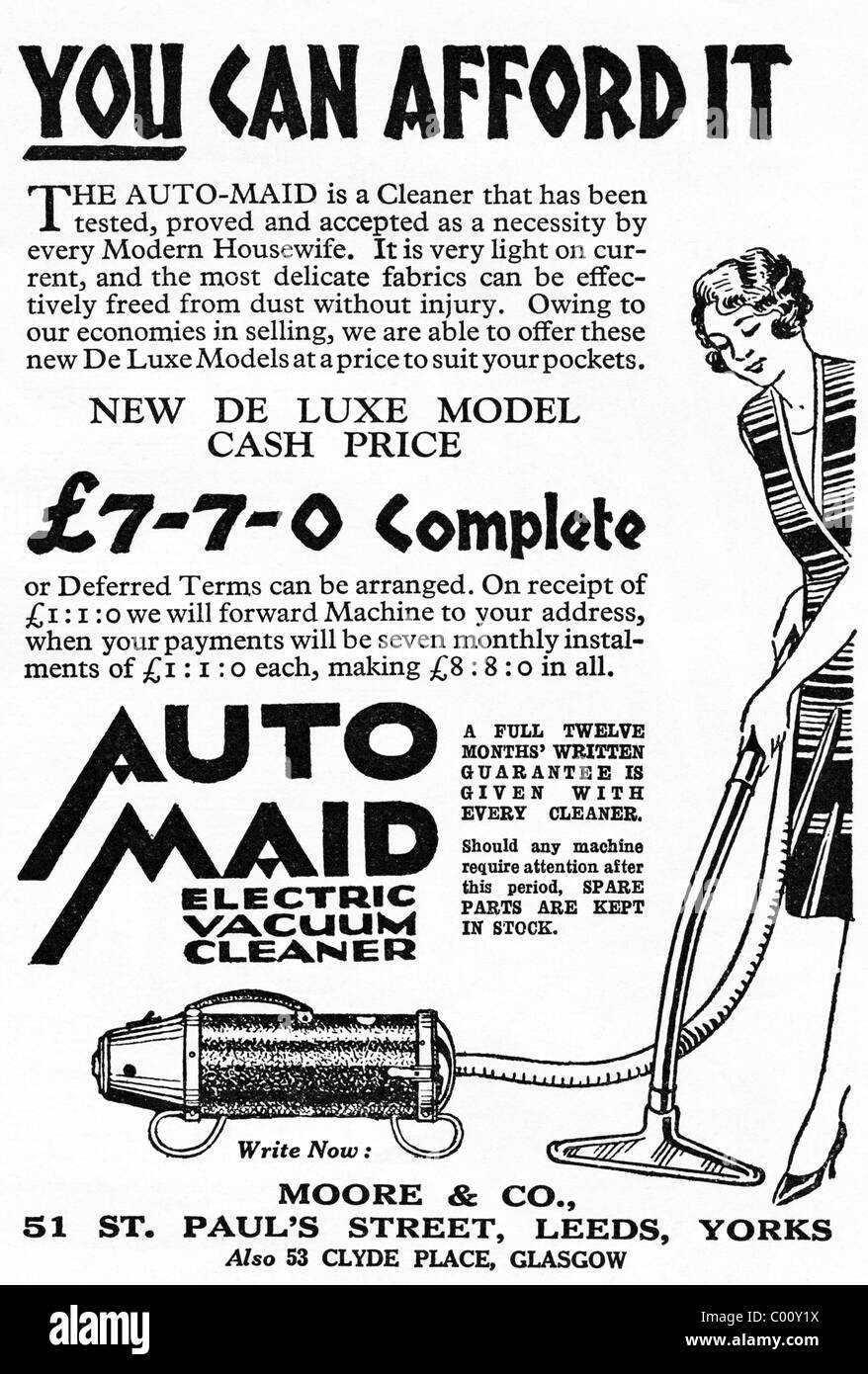 advertisement 1920s in consumer - 225.9KB