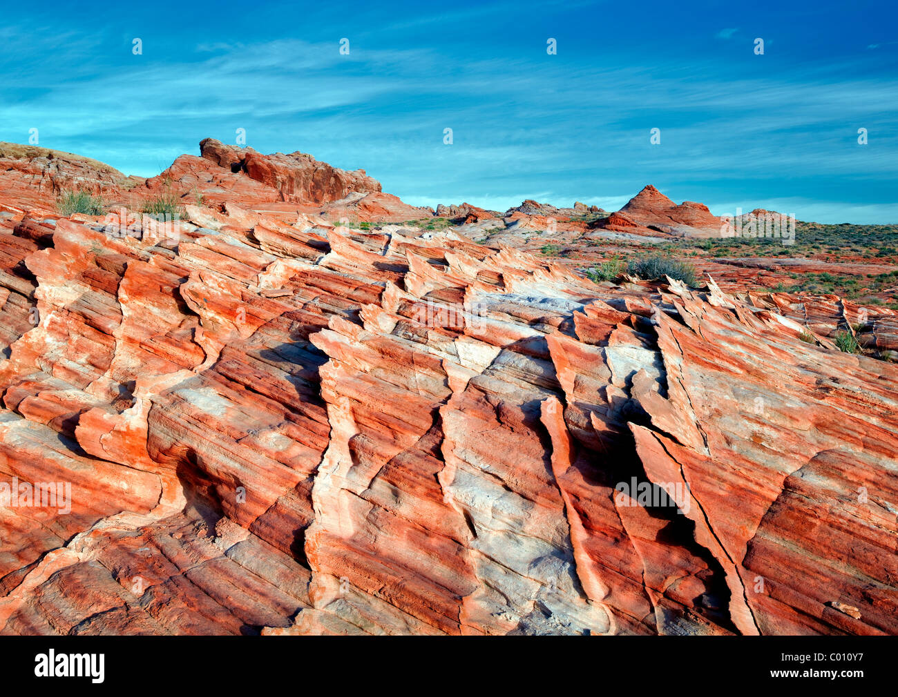 How is the geologic column used in relative dating exercise 4