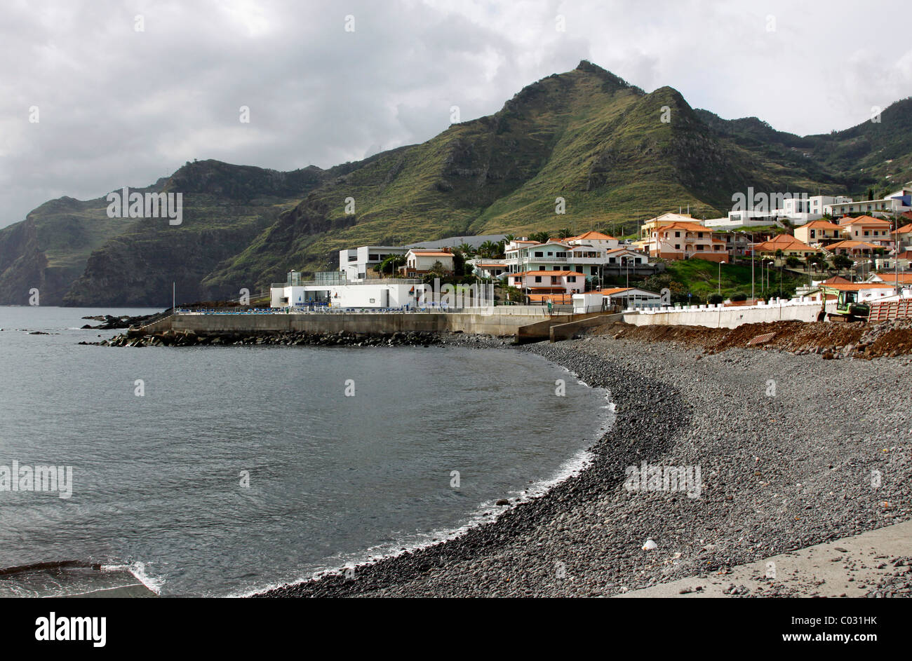 Canical, Madeira, Atlantic Ocean, Portugal, Europe Stock