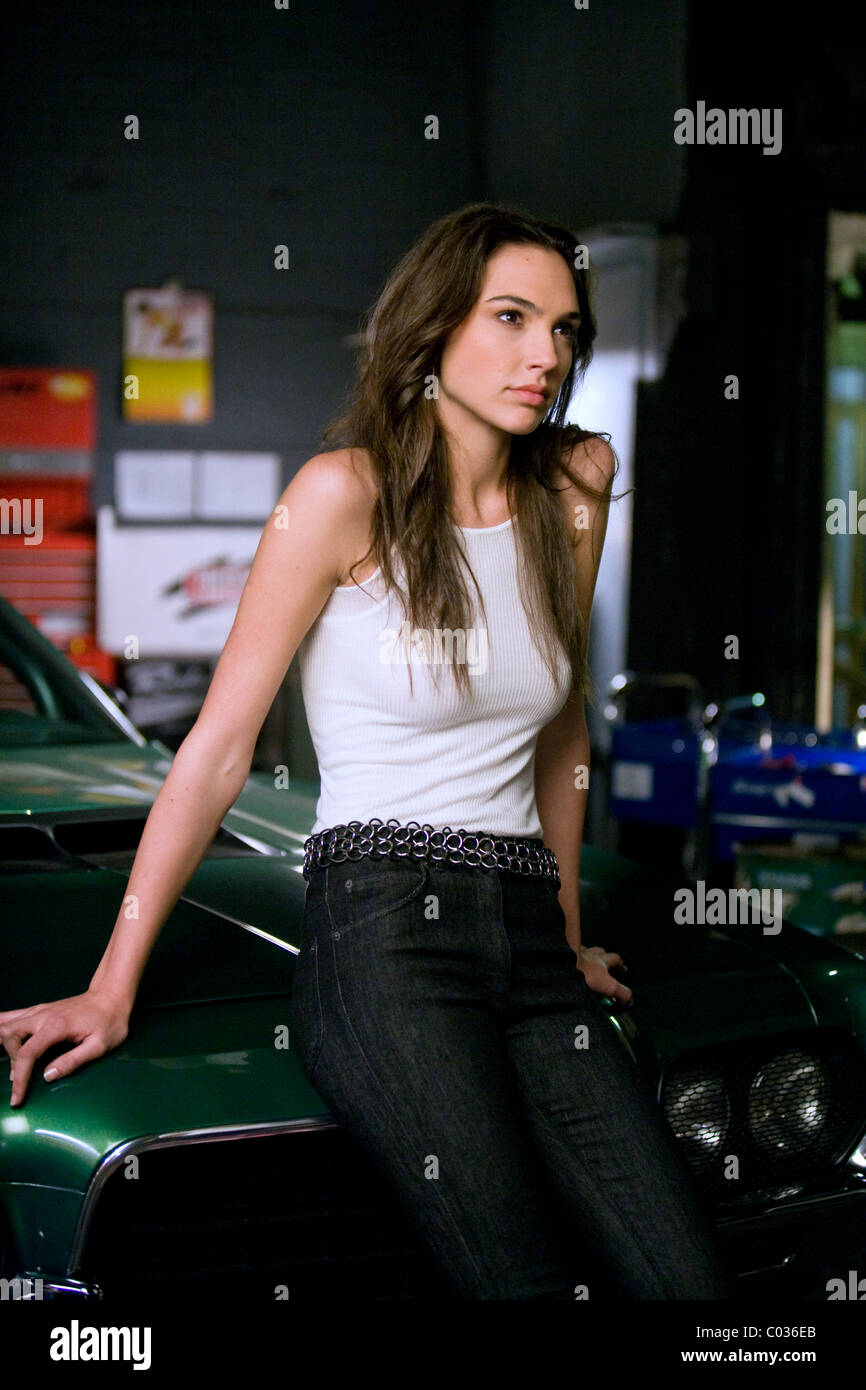 gal gadot fast furious the fast and the furious 4 2009