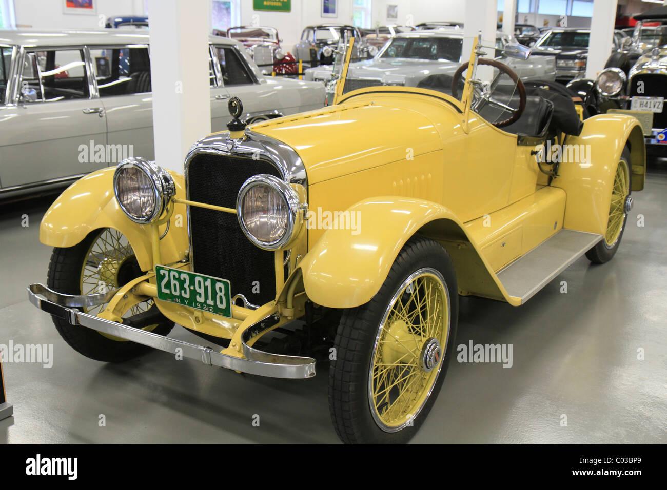 mercer series 5 raceabout vintage car built in 1922 autosammlung steim car museum schramberg