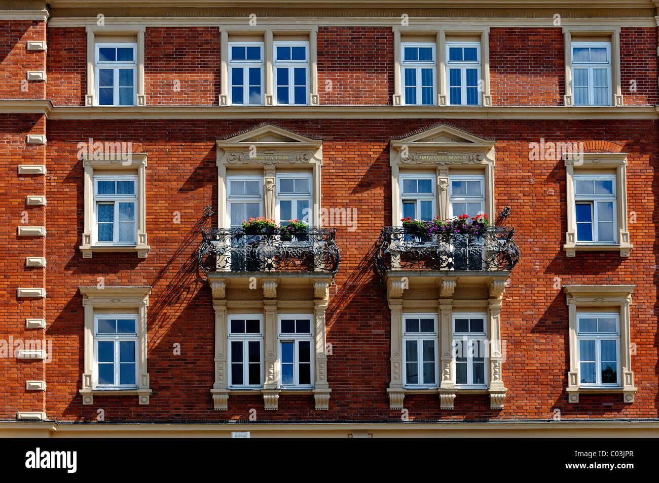 brick house facades european - photo #10