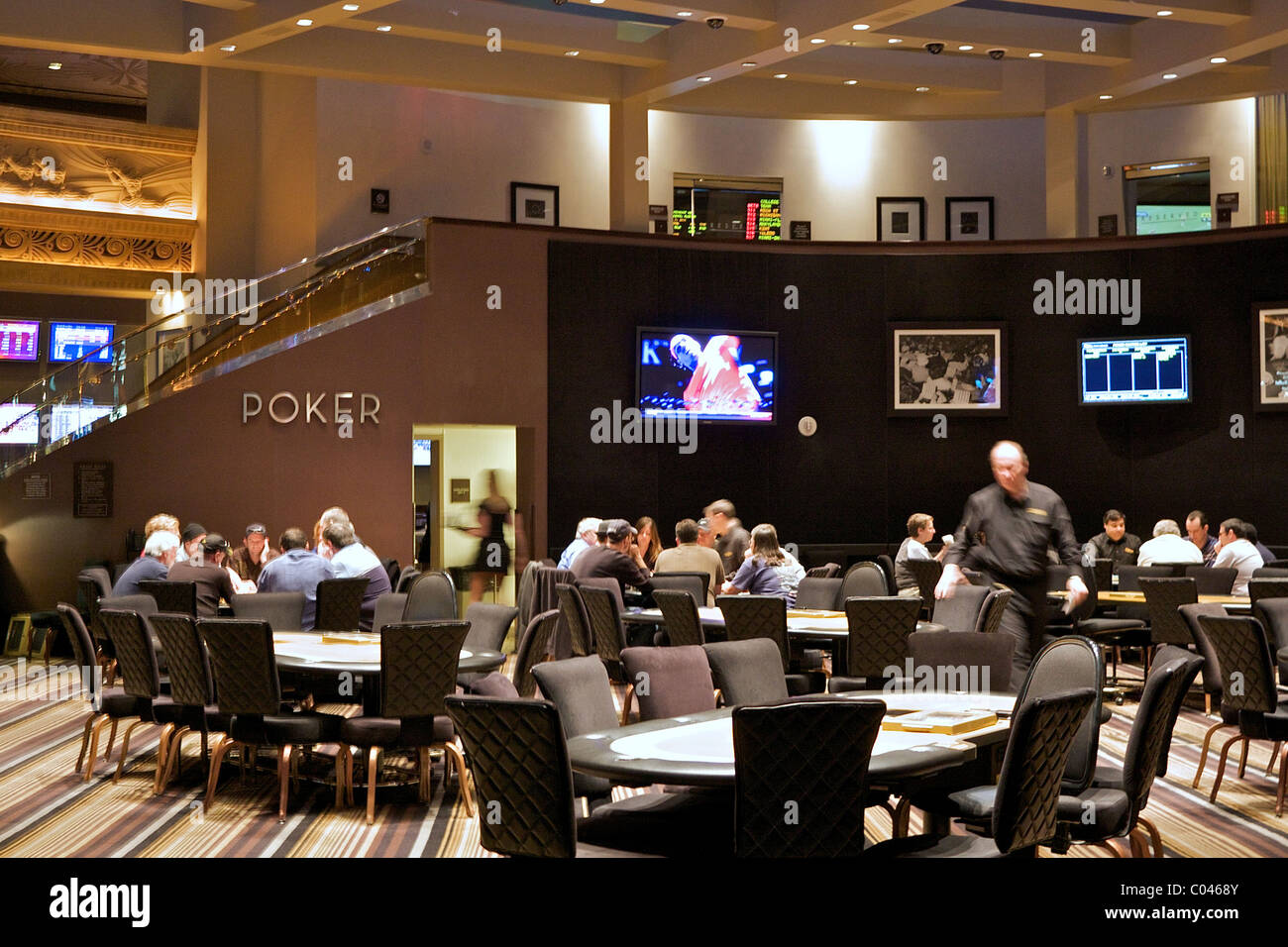 Smoking poker rooms las vegas wizard of vegas blackjack forum