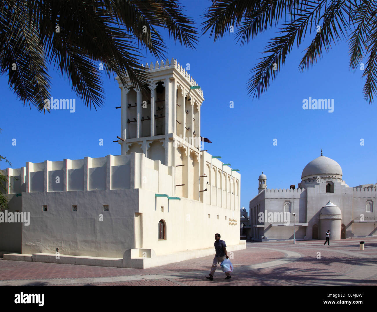 Qatar doha heritage house traditional architecture for Architecture qatar