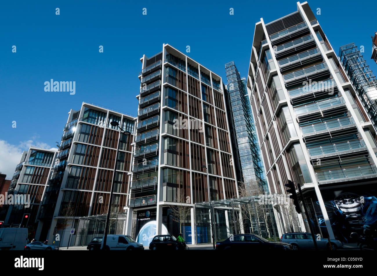 nice apartment building. One Hyde Park Luxury Apartment Building In Knightsbridge London  Interior Design