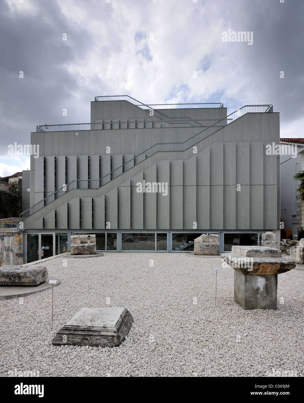 Modern Architecture Europe modern architecture characterizes the archaeological museum of