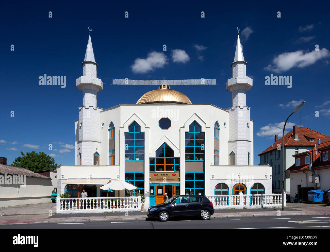 Salimya Mosque of the DITIB, Goettingen, Lower Saxony ...