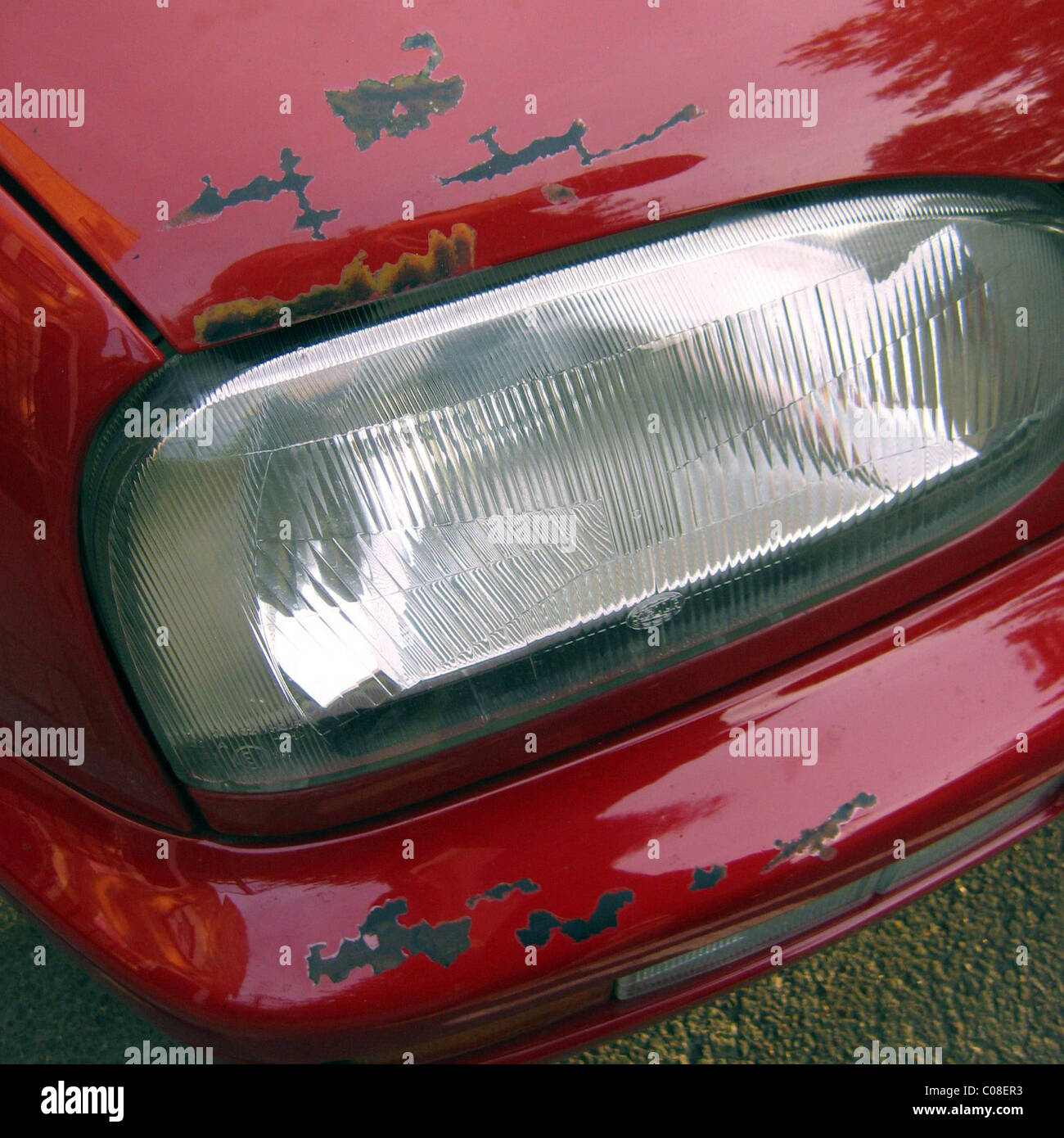 Make stickers for your car - Anti Theft Stickers These Rust And Scratch Stickers Are Designed To Make Your Precious Bike Car Look Rusted And Scratched So