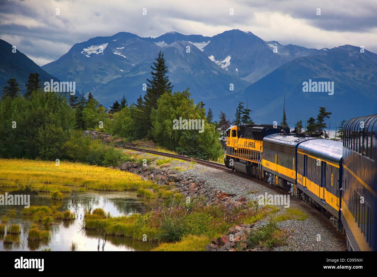 Day Land Tour Alaska