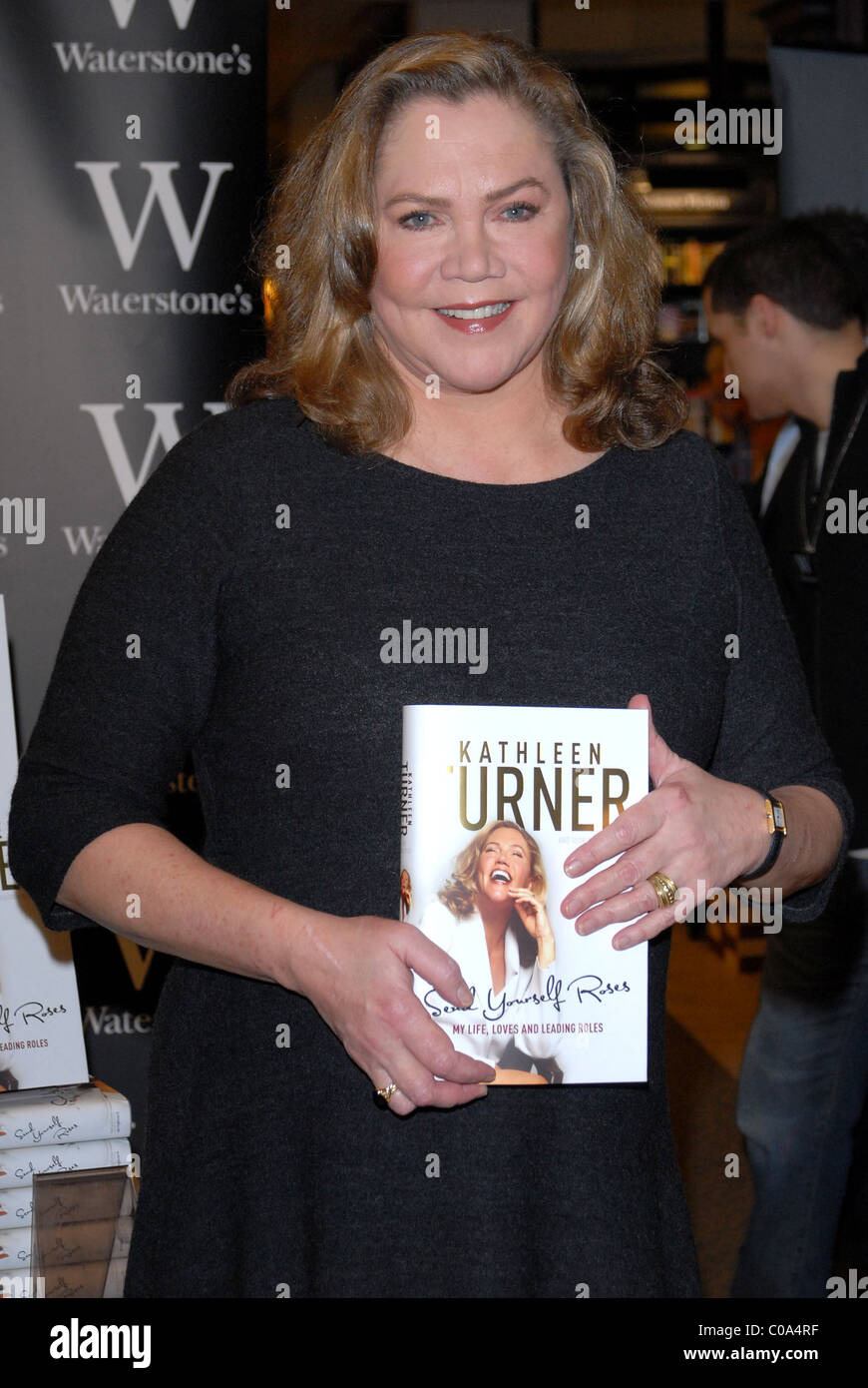 Kathleen Turner autobiography