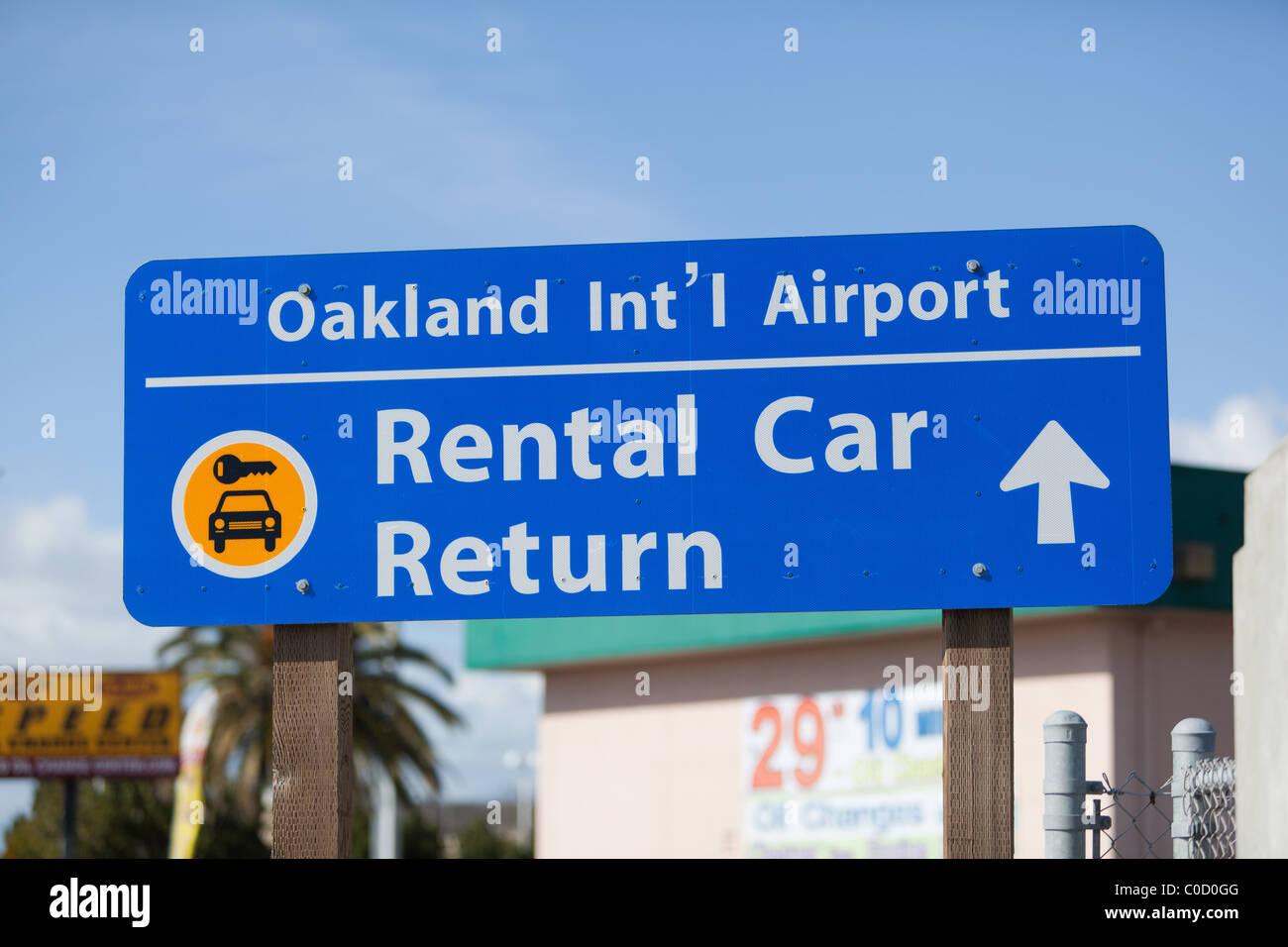 Nice Airport Car Rental Return