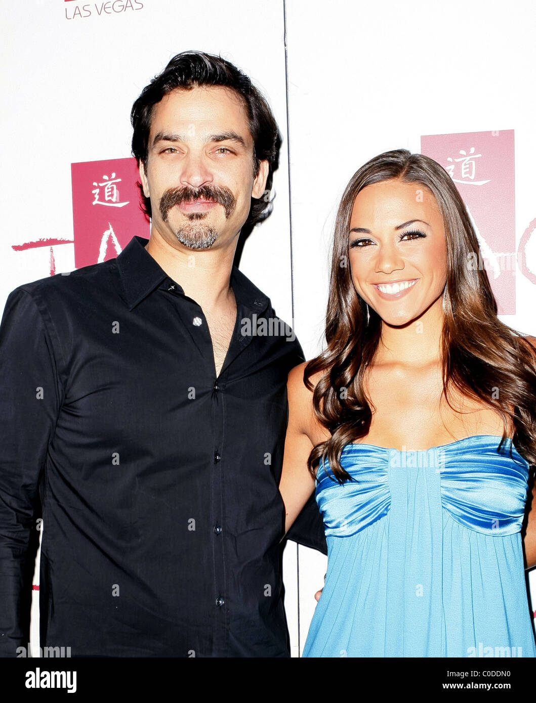 Johnathon Schaech, Jana Kramer Prom Night held at TAO Las ...