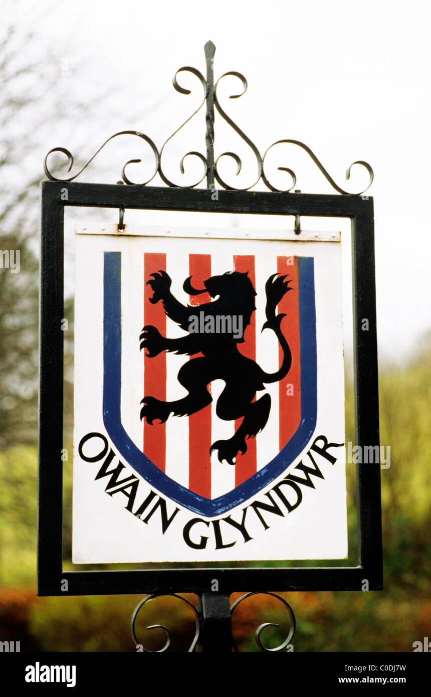 Prince of wales coat of arms stock photo royalty free image owen glendower sign owain glyndwr heraldry heraldic shield coat of arms glyndyfrdwy wales buycottarizona