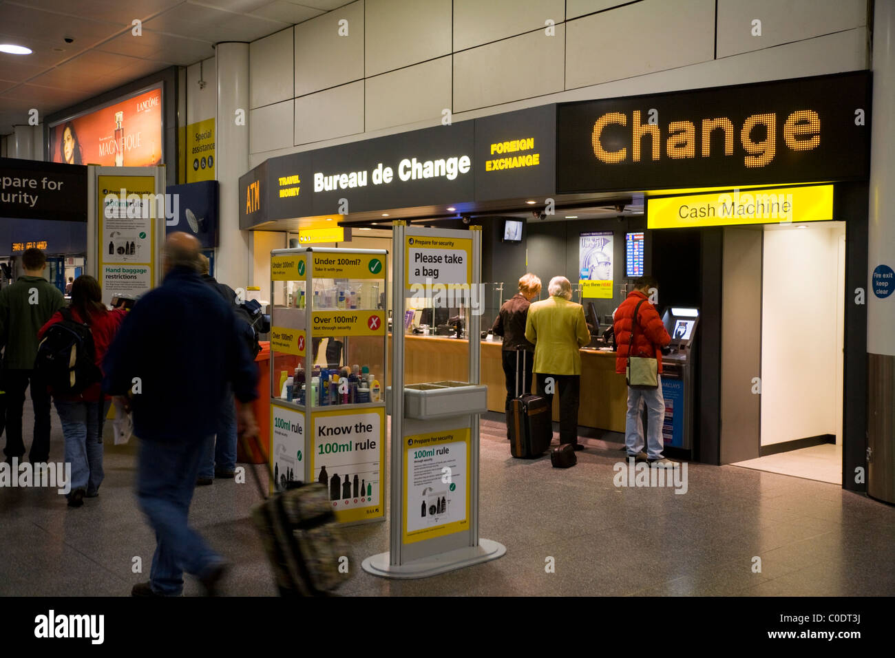 Ttt moneycorp bureau de change near the passenger hand - Comparateur de bureau de change ...