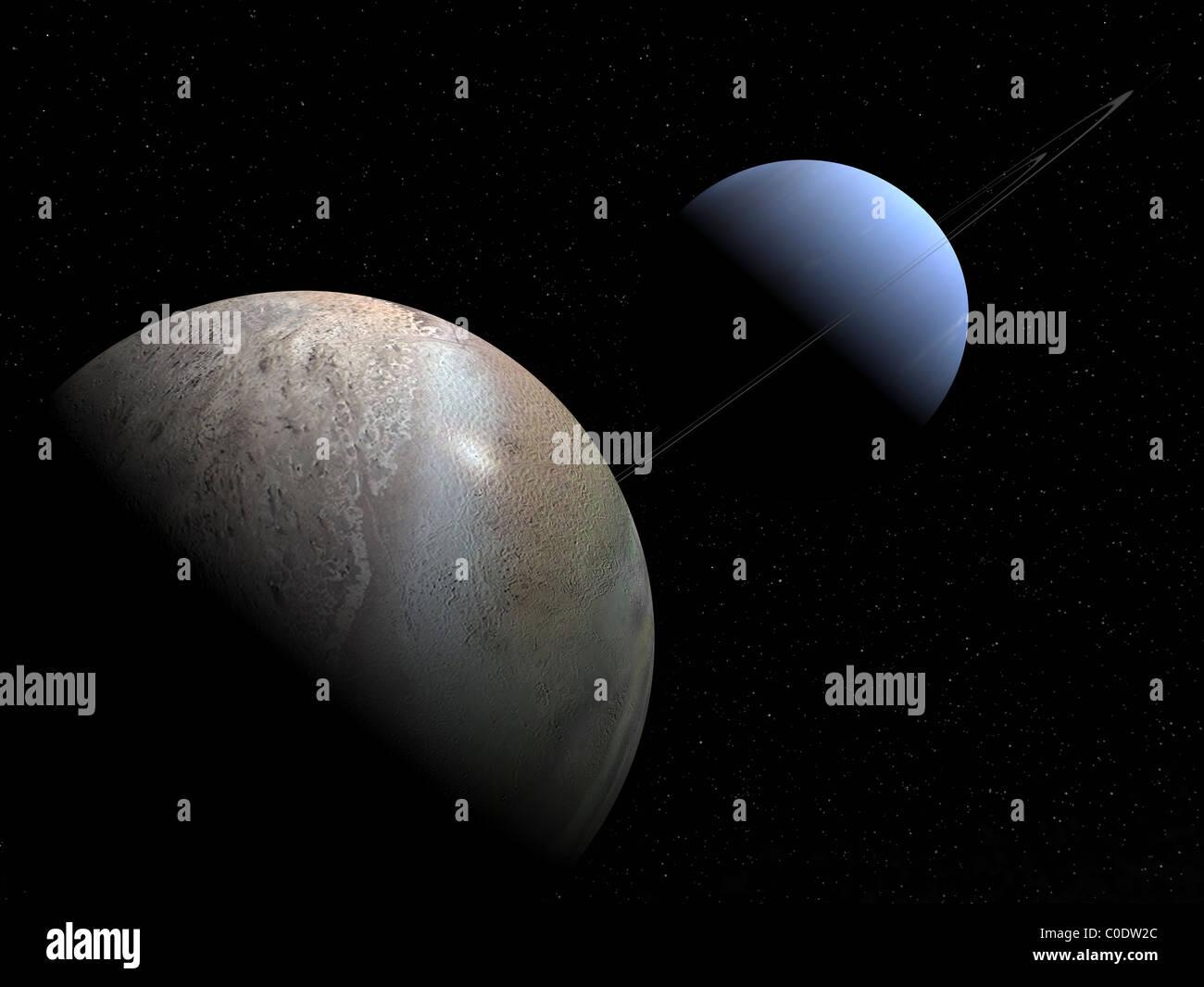 gas giants moons - photo #15