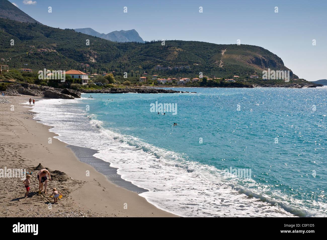 Beaches Near Agios Dimitrios