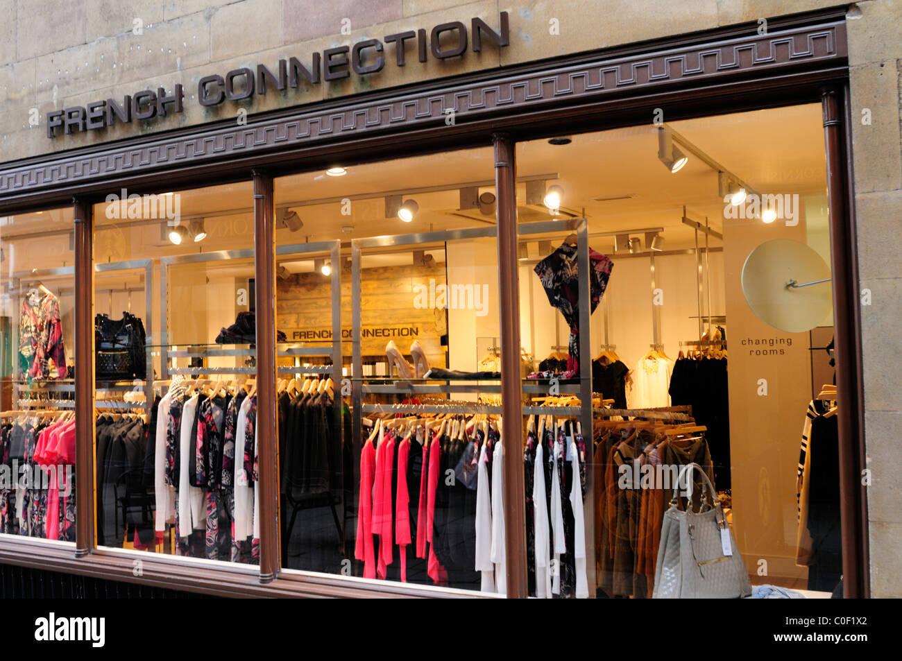 French Connection Women's Clothes Shop, Rose Crescent, Cambridge ...