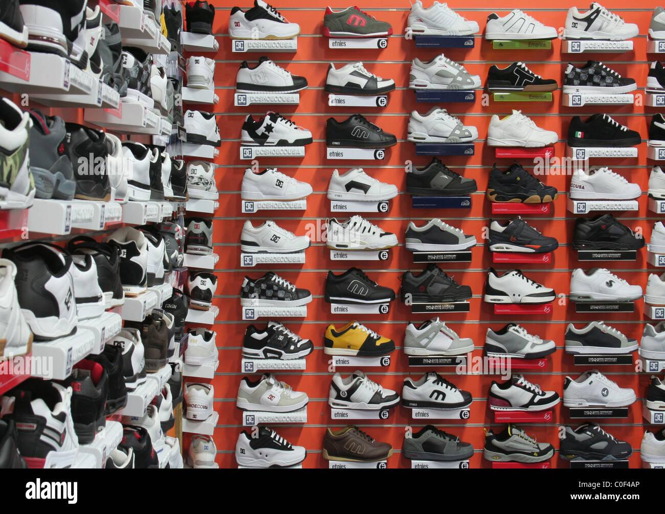 Shoe Shops Sport