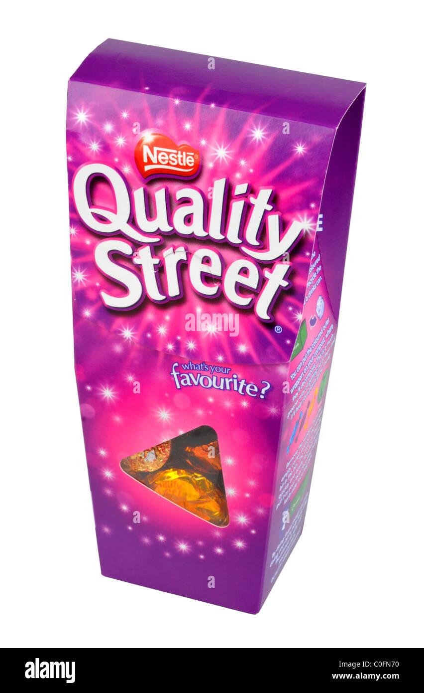 Quality Street Chocolate Stock Photos & Quality Street Chocolate ...