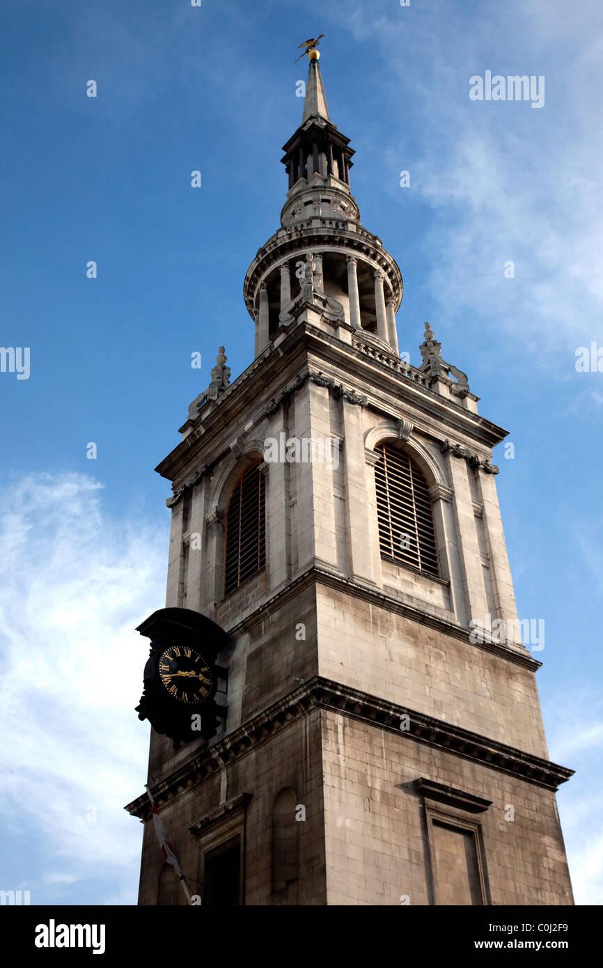 St. Mary-le-Bow, London