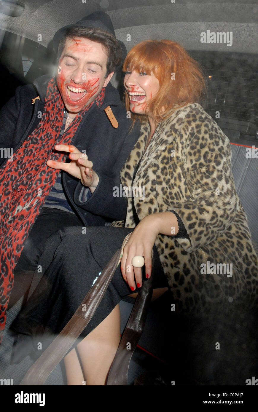 Nick Grimshaw at Browns Focus Halloween Party at the House of St ...