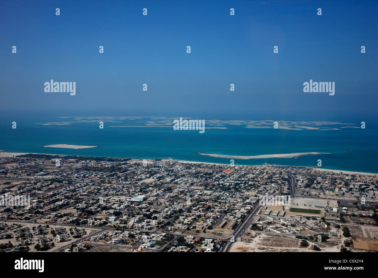 View of the world artificial islands in the shape of the world map view of the world artificial islands in the shape of the world map real estate project in dubai united arab emirates gumiabroncs Image collections