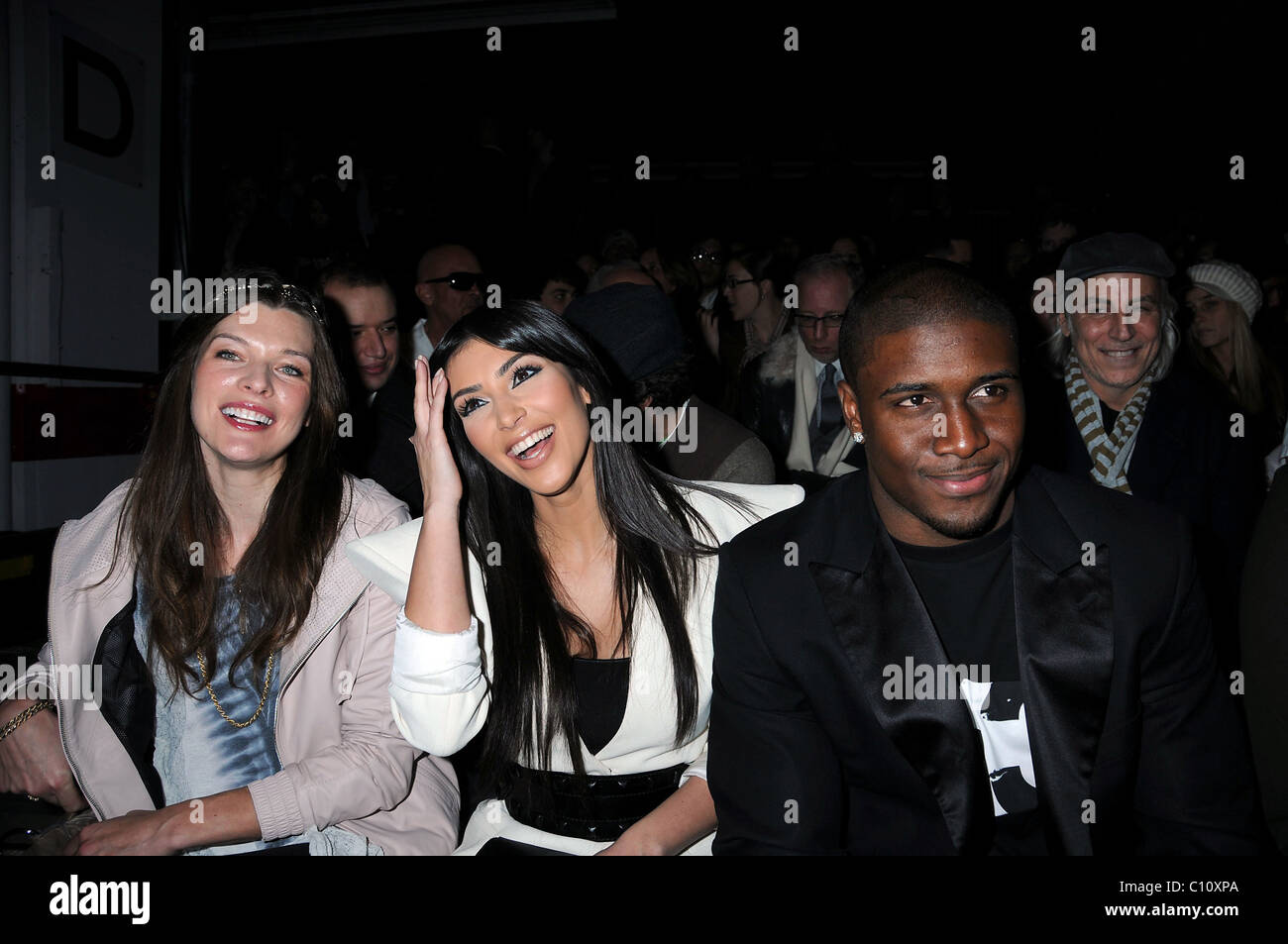 Kim Kardashian And Reggie Bush Porn 43