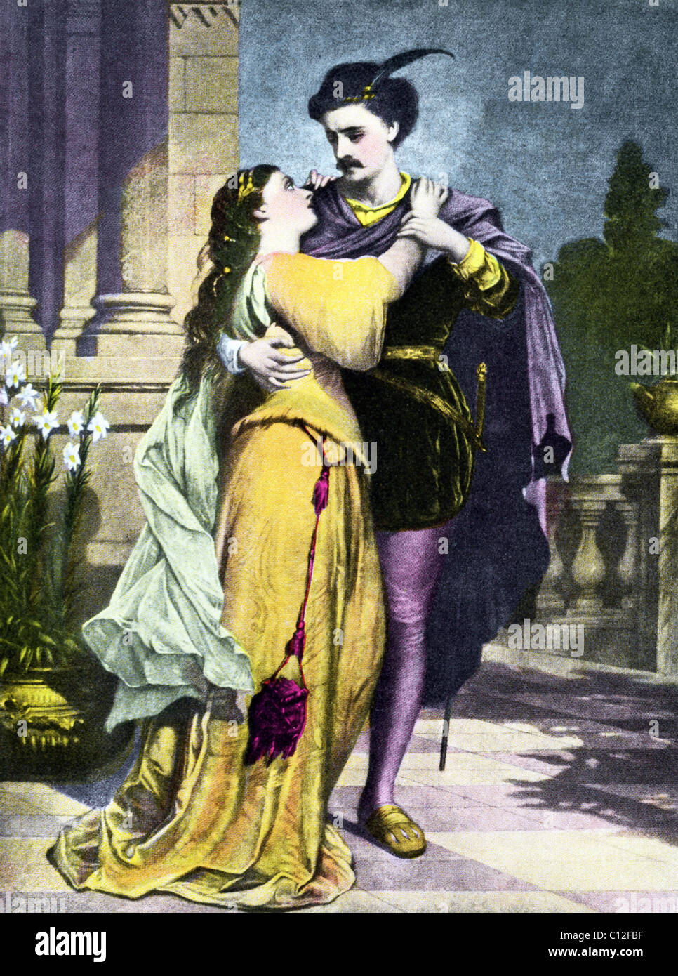 an overview of the star crossed lovers in romeo and juliet a play by william shakespeare The tragedy of romeo and juliet, a tragic play by william shakespeare, is the story of two star-crossed lovers who are plagued by the hatred and detestation of their respective families.