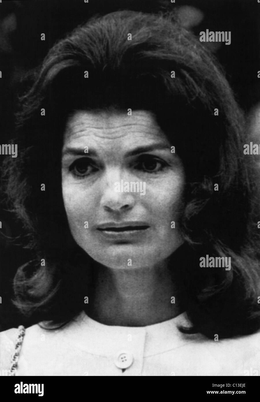Kennedy Family Former First Lady Jacqueline Kennedy, On The Fourth  Anniversary Of Former Us